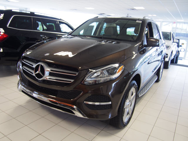 New 2016 mercedes benz gle gle350 4matic awd gle350 4matic for Mercedes benz of edison